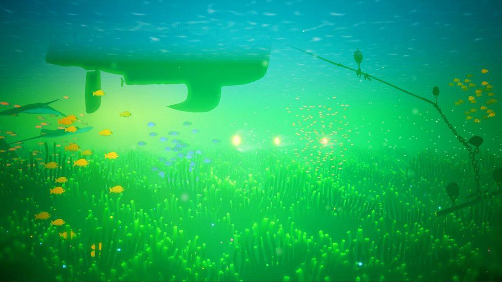 Koral Nintendo Switch
