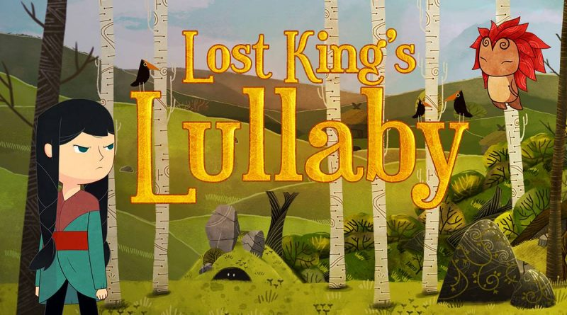 Lost King's Lullaby Nintendo Switch
