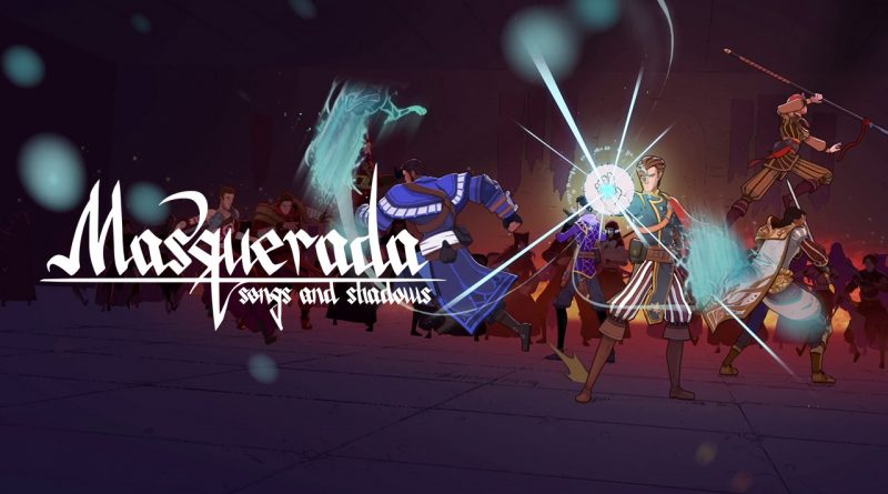 Masquerada: Songs and Shadows Nintendo Switch