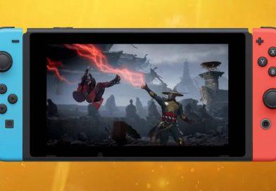 Mortal Kombat 11 Nintendo Switch Gameplay Reveal