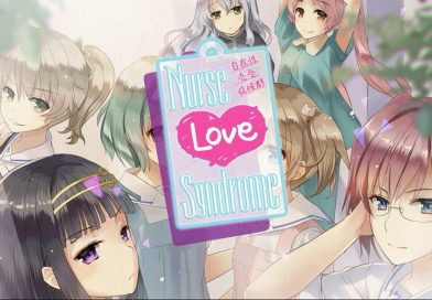 Nurse Love Syndrome Available Now For PS Vita In North America & Europe
