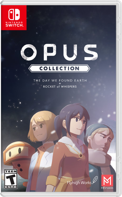 OPUS Collection Nintendo Switch