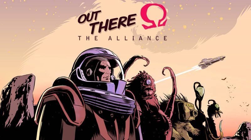 Out There: Ω The Alliance Nintendo Switch