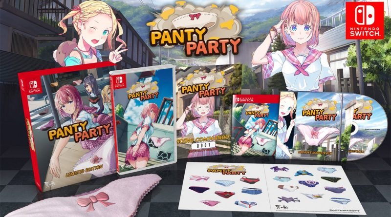 Panty Party Nintendo Switch