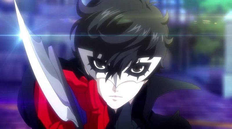 Persona 5 Scramble: The Phantom Strikers Nintendo Switch