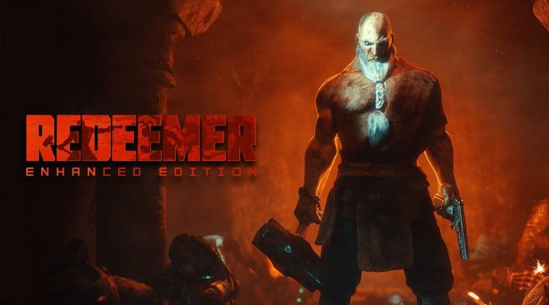 Redeemer: Enhanced Edition Nintendo Switch
