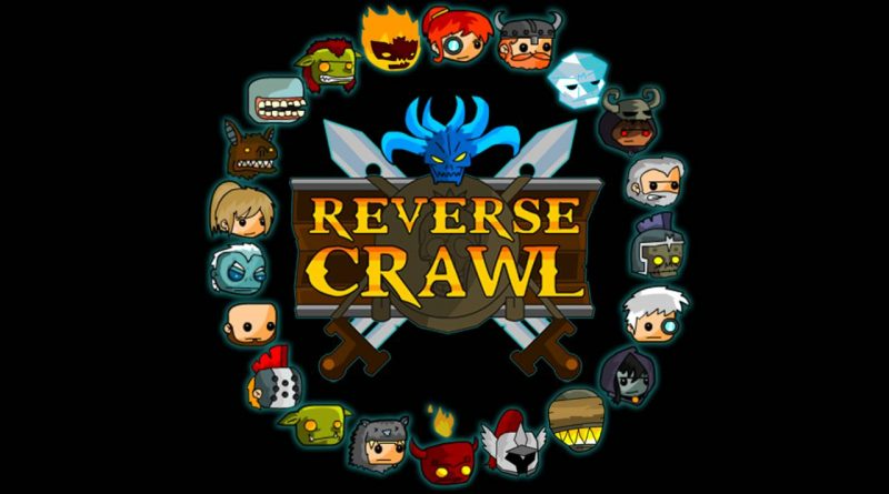 Reverse Crawl Nintendo Switch
