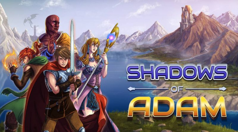 Shadows of Adam Nintendo Switch