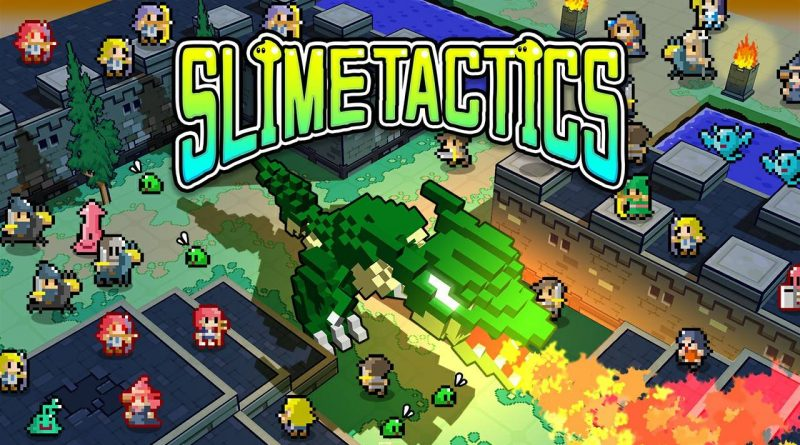 Slime Tactics Nintendo Switch