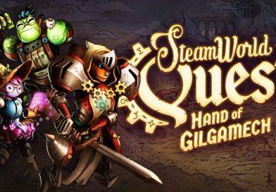 SteamWorld Quest Launch Trailer