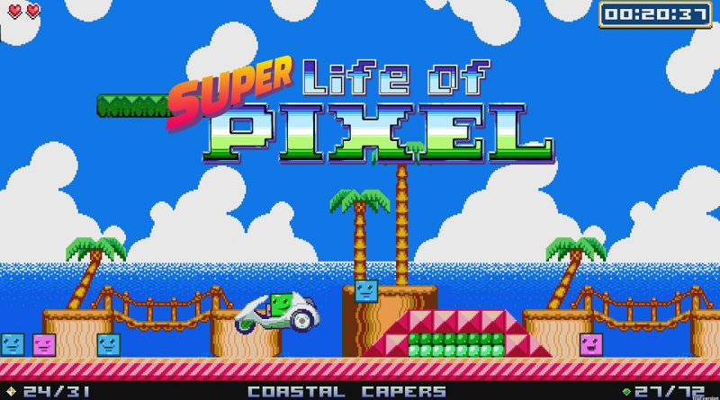 Super Life of Pixel Nintendo Switch