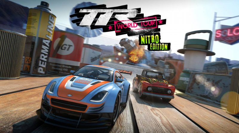 Table Top Racing: World Tour - Nitro Edition Nintendo Switch