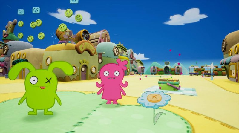 UglyDolls: An Imperfect Adventure Nintendo Switch