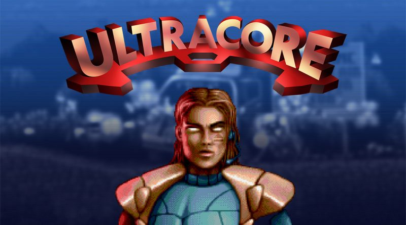 Ultracore Switch PS Vita PS4