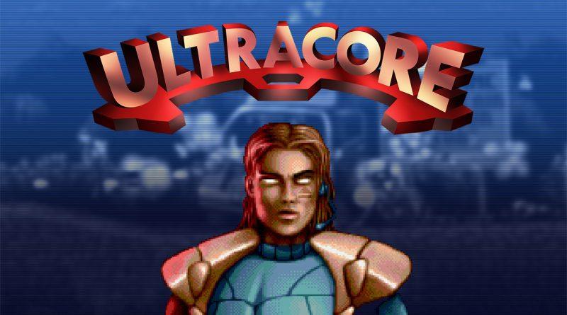 Ultracore Switch PS Vita PS4