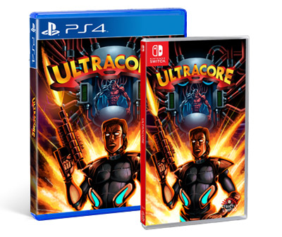 Ultracore Switch PS4