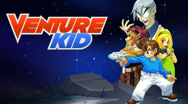 Venture Kid Nintendo Switch