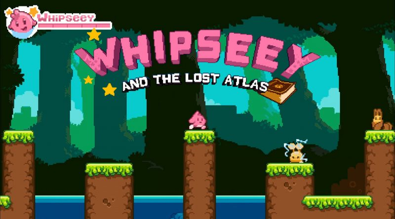 Whipseey and the Lost Atlas Nintendo Switch