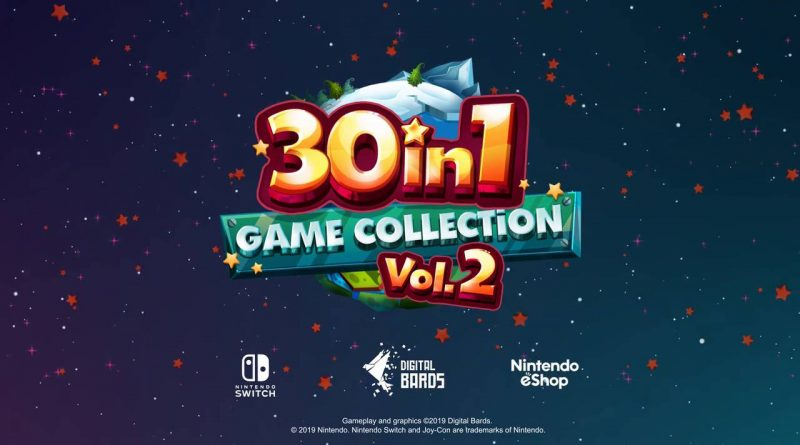 30-in-1 Game Collection: Volume 2 Nintendo Switch