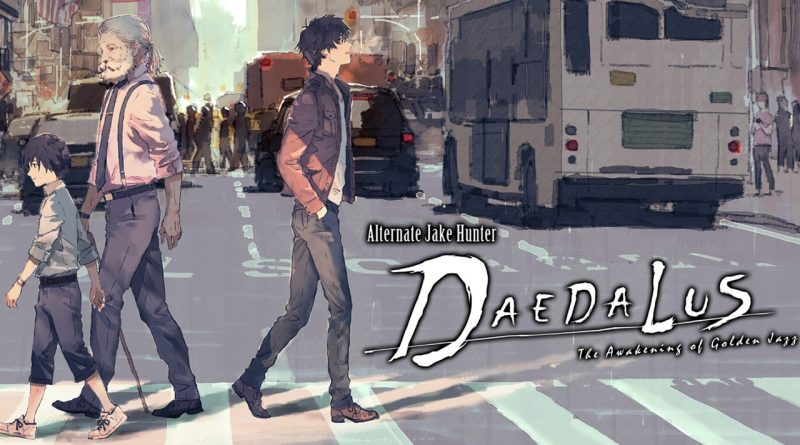 Alternate Jake Hunter: Daedalus The Awakening of Golden Jazz Switch PS4