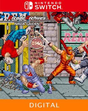 Arcade Archives Ninja Gaiden