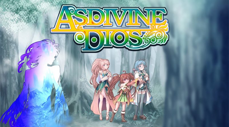 Asdivine Dios PS Vita PS4 Switch
