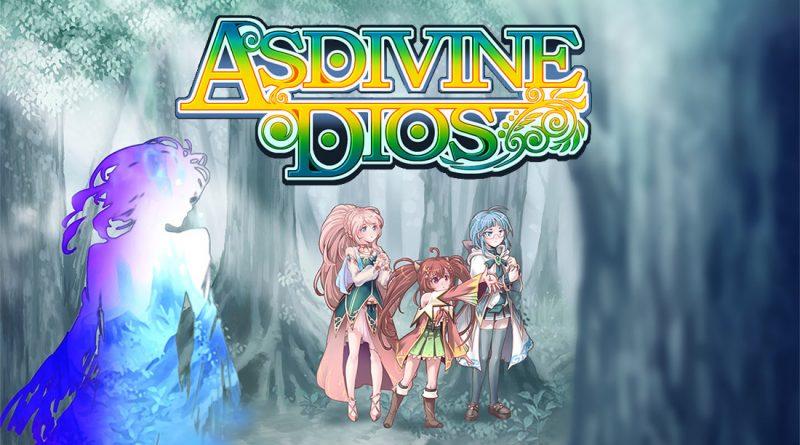 Asdivine Dios PS Vita PS4 Switch