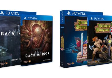 Back in 1995 and Devious Dungeon 2 Getting Physical Limited Editions For PS Vita