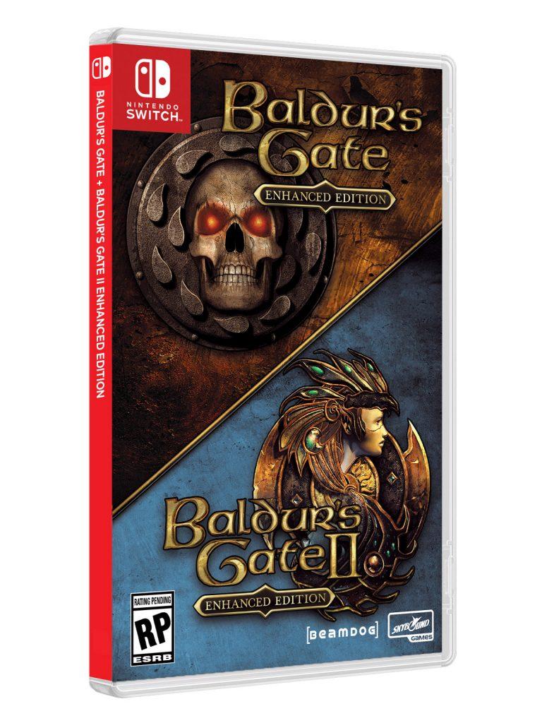 Baldur's Gate: Enhanced Edition Pack Nintendo Switch