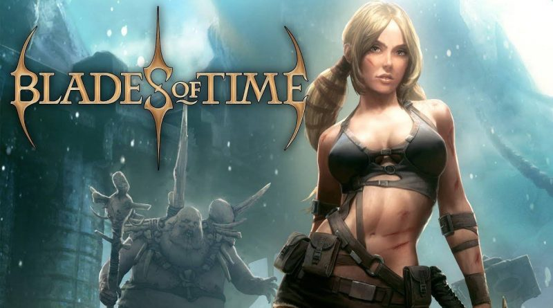 Blades of Time Nintendo Switch
