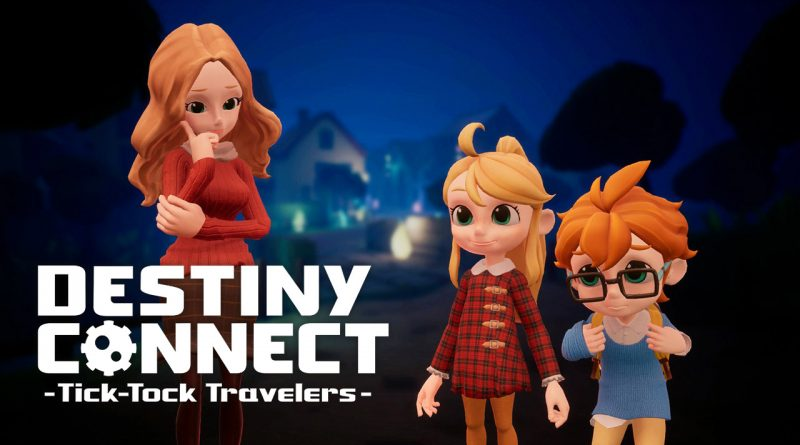 Destiny Connect: Tick-Tock Travelers Switch PS4