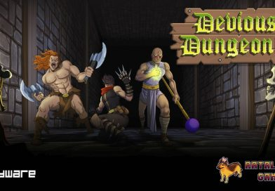 Devious Dungeon 2 Arrives On PS Vita, PS4 & Switch This Week