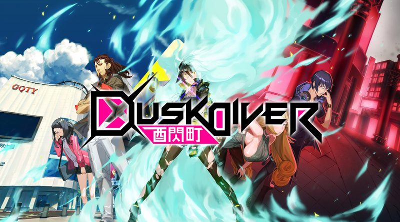 Dusk Diver Nintendo Switch PS4