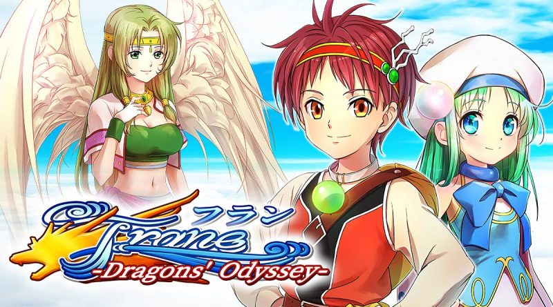 Frane: Dragons' Odyssey PS Vita PS4 Switch