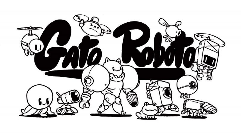 Gato Roboto Nintendo Switch
