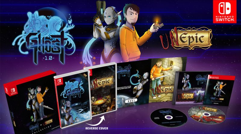 Ghost 1.0 + Unepic Collection Nintendo Switch