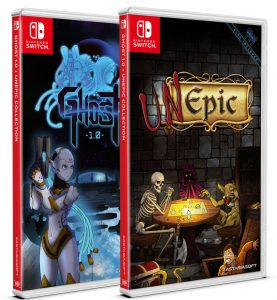 Ghost 1.0 + Unepic Collection Switch