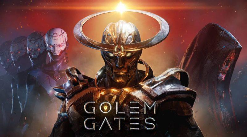 Golem Gates Nintendo Switch