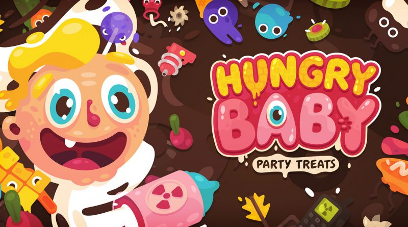 Hungry Baby: Party Treats Nintendo Switch