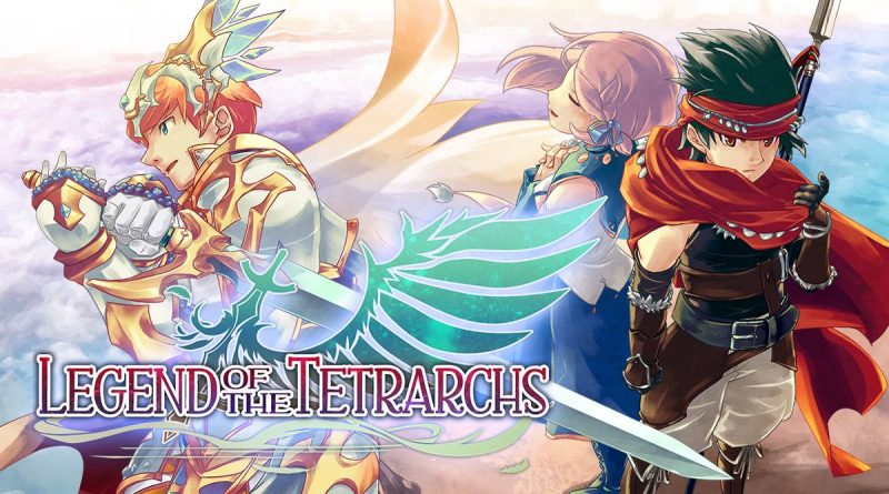Legend of the Tetrarchs Nintendo Switch
