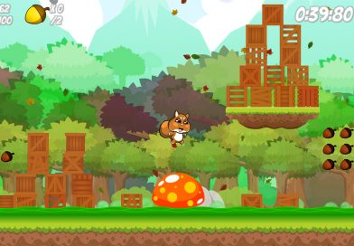 Let's Go Nuts Lands On Nintendo Switch On July 17