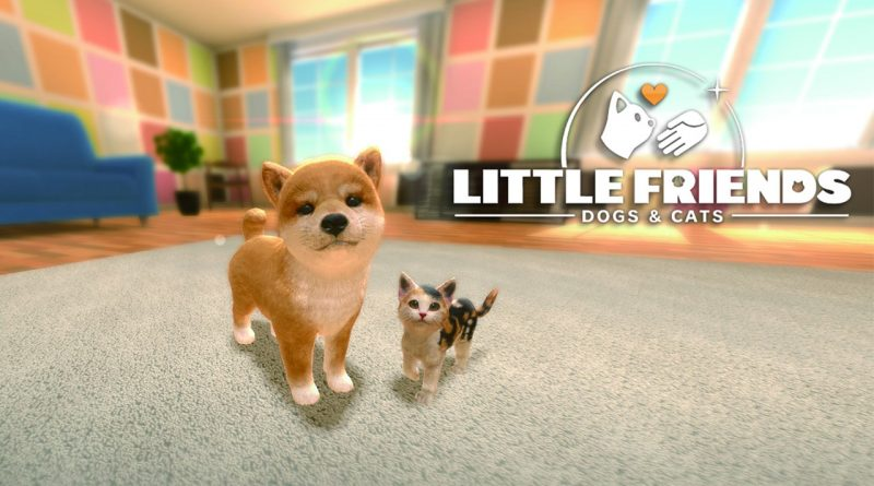 Little Friends: Dogs & Cats Nintendo Switch