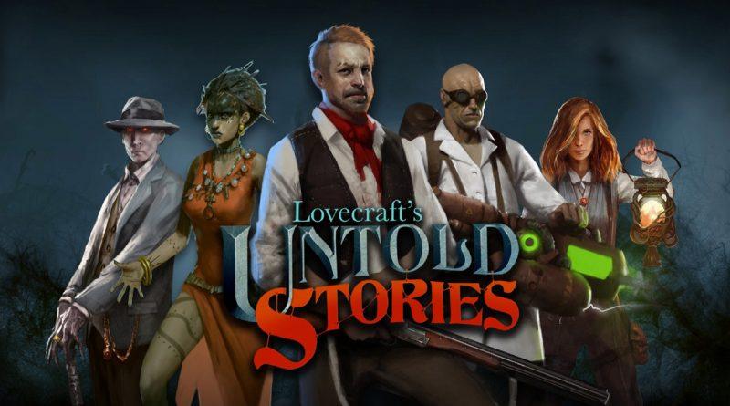 Lovecraft's Untold Stories Nintendo Switch