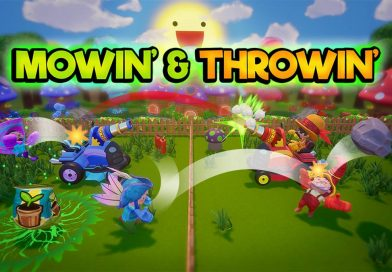Mowin' & Throwin' Launches On Nintendo Switch On May 31