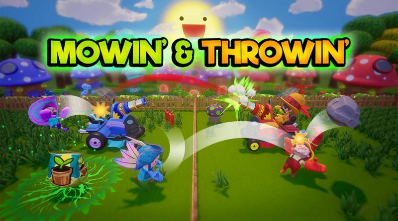Mowin' & Throwin' Nintendo Switch