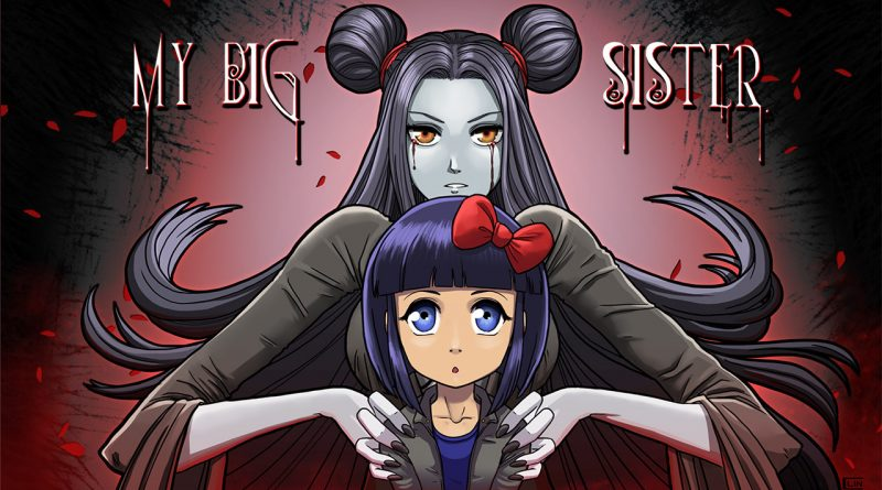 My Big Sister PS Vita PS4 Switch
