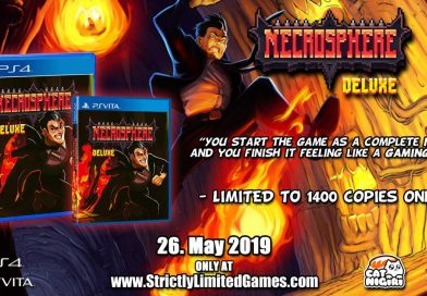 Necrosphere Deluxe Physical Edition Announced For PS Vita & PS4