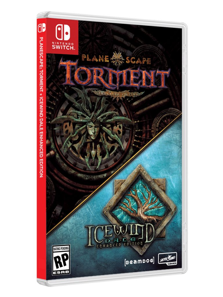 Planescape: Torment: Enhanced Edition / Icewind Dale Enhanced Edition Nintendo Switch