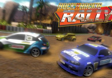 Rally Rock' N Racing Announced For Nintendo Switch