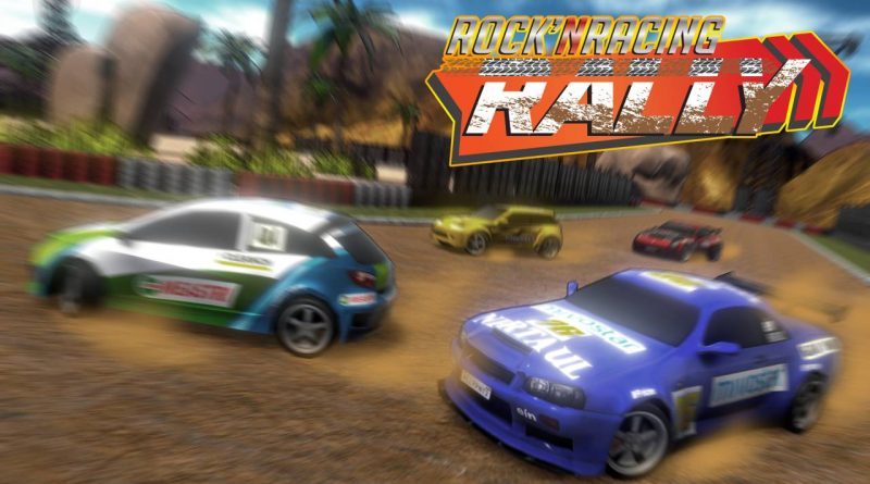 Rally Rock' N Racing Nintendo Switch